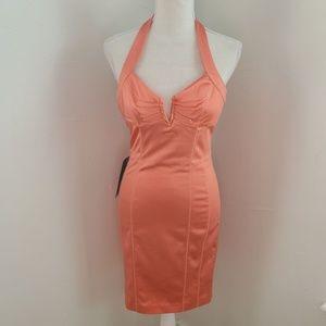 Bebe Summer Romance Dress Sz M NWT